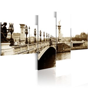 Kuva - Alexander II Bridge, Paris-1