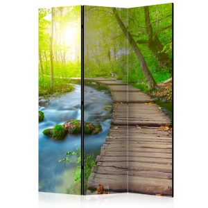 Sermi - Green forest [Room Dividers]-1