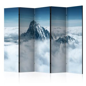 Sermi - Mountain in the clouds II [Room Dividers]-1