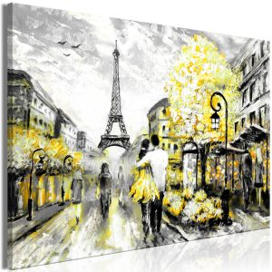 Kuva - Colourful Rendez-Vous (1 Part) Wide Yellow-1