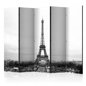 Sermi - Paris: black and white photography II [Room Dividers]-1