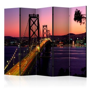 Sermi - Charming evening in San Francisco II [Room Dividers]-1