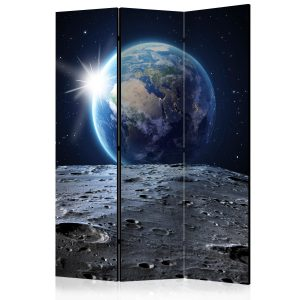Sermi - View of the Blue Planet [Room Dividers]-1