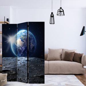 Sermi - View of the Blue Planet [Room Dividers]-2