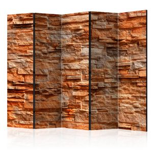 Sermi - Orange Stone II [Room Dividers]-1