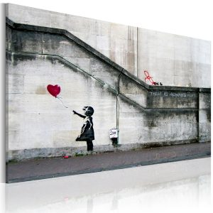 Kuva - There is always hope (Banksy)-1