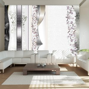 Fototapetti - Parade of orchids-1