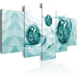 Kuva - Embedded In Turquoise-1