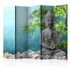 Sermi - Meditating Buddha II [Room Dividers]-1