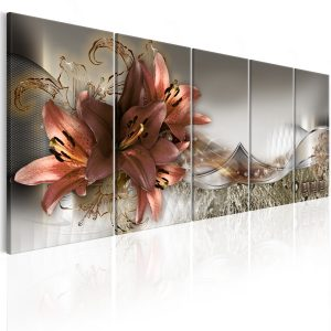 Kuva - Lilies and Abstraction-1