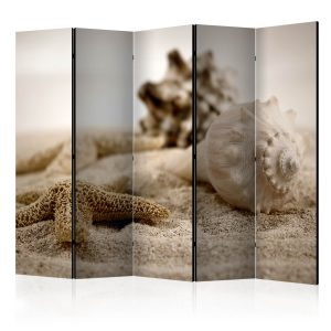 Sermi - Beach and shell II [Room Dividers]-1