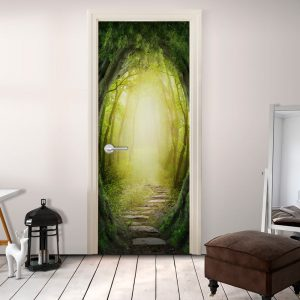 Fototapetti oveen - The Forest of Fantasy-1