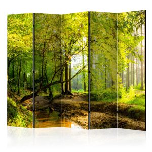 Sermi - Forest Clearing II [Room Dividers]-1