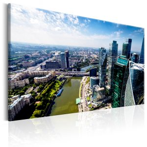 Kuva - Aerial view of Moscow-1