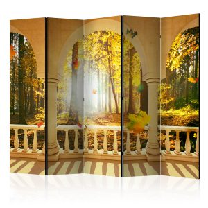 Sermi - Dream About Autumnal Forest II [Room Dividers]-1