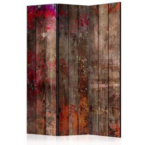 Sermi - Stained Wood [Room Dividers]-1