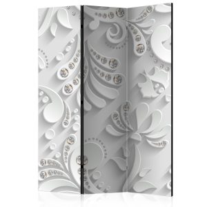 Sermi - Flowers with Crystals [Room Dividers]-1