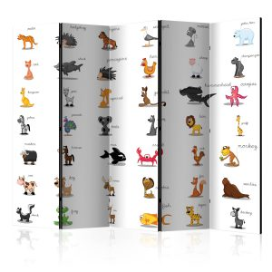 Sermi - Learning by playing (animals) II [Room Dividers]-1