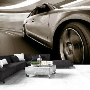 Fototapetti - Speed and Elegance-1