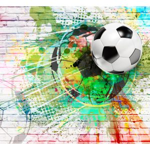 Fototapetti - Colourful Sport-2